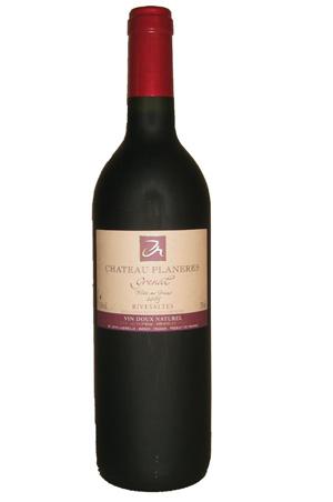 vin rouge doux et sucre